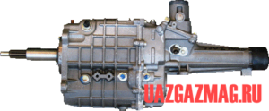 Коробка Передач Газ 3302, Газ 2217 (ЗКС Завод Коробок Скоростей) АК 3302-170010