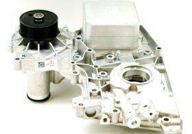Передняя крышка двигателя Сummins isf 2.8 5273772