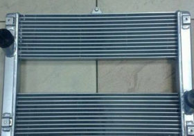 Радиатор интеркулера Cummins isf 2.8 073-1172012