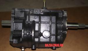 КПП УАЗ 5-ти ступенчатая АДС