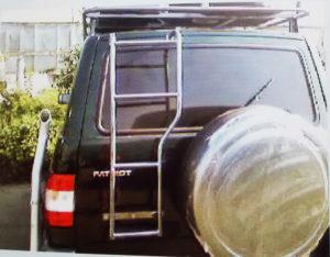 Уаз Лестница багажник