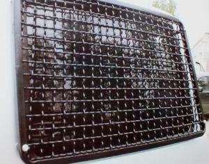 уаз защита бокового окна
