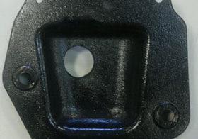 Кронштейн рулевого механизма Газель 3302 Соболь 2217 с ГУР