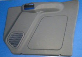 Обшивка двери кабины Некст комплект A21R23-610221