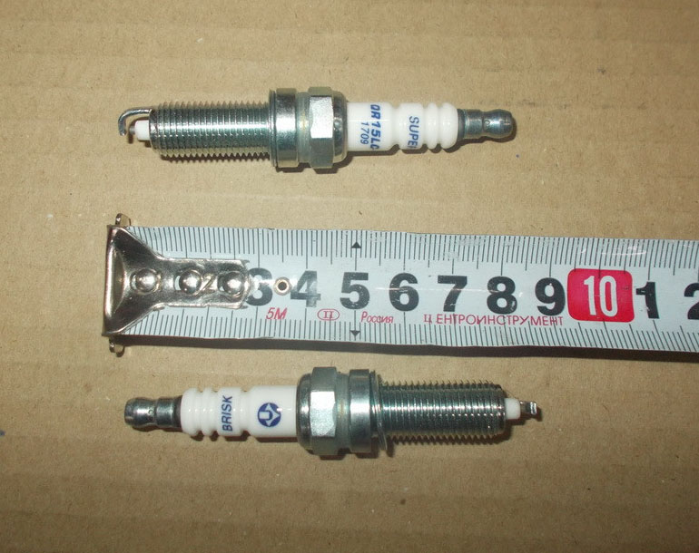 Свечи зажигания Некст а274 Evotech 2,7 комплект