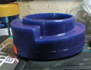 Резинка пружины NEXT из полиуретана