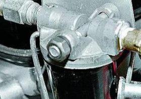 1105010 Бензоотстойник ЗМЗ-402 3302 фильтр грубой очистки